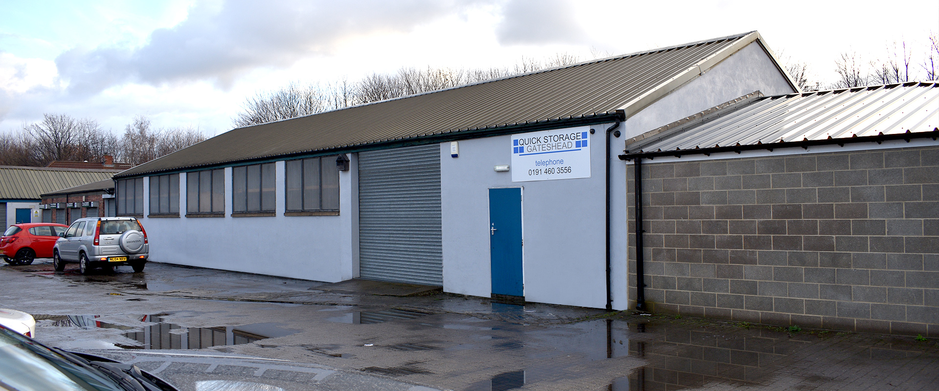 OUR STORAGE UNITS START AT JUST £8.75 PER WEEK WITH NO HIDDEN CHARGES